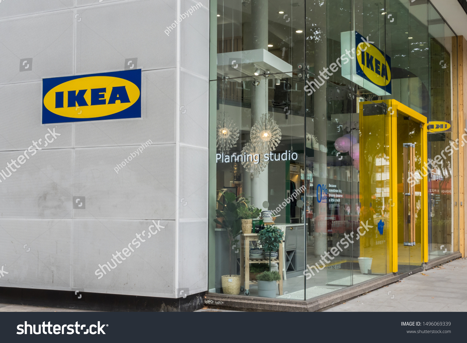 Ikea Home Planner Italiano london england august 4 2019 ikea stock photo (edit now