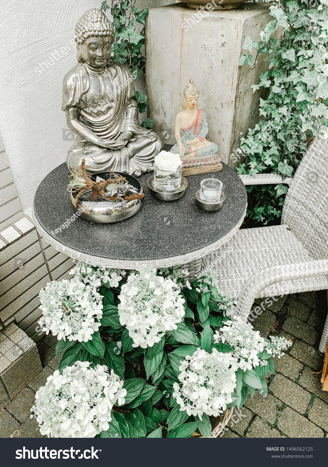 Beautiful Design Elements Deco Items Home Stock Photo Edit Now 1496562125
