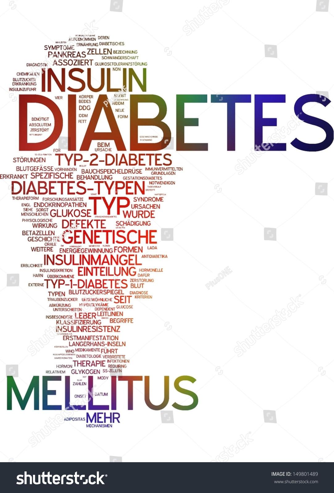 diabetes tipo 1 y 2 ursache