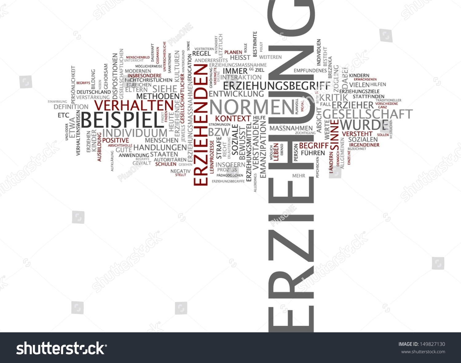 Word Cloud Education Stock Illustration 149827130 - Shutterstock