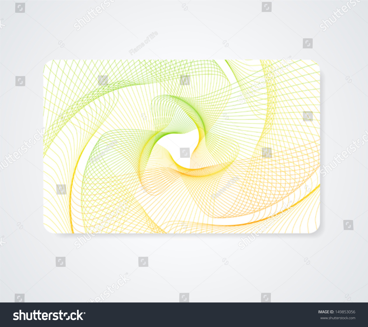 Magnificent Watermark Business Card Contemporary - Business Card ...