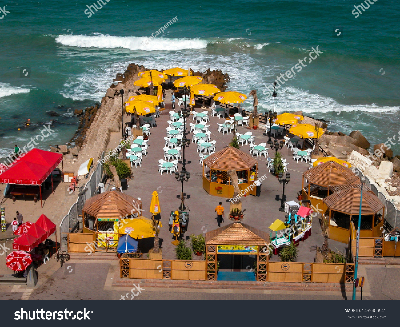 Alexandria Egypt August 21 2004 Beach Stock Photo Edit Now 1499400641
