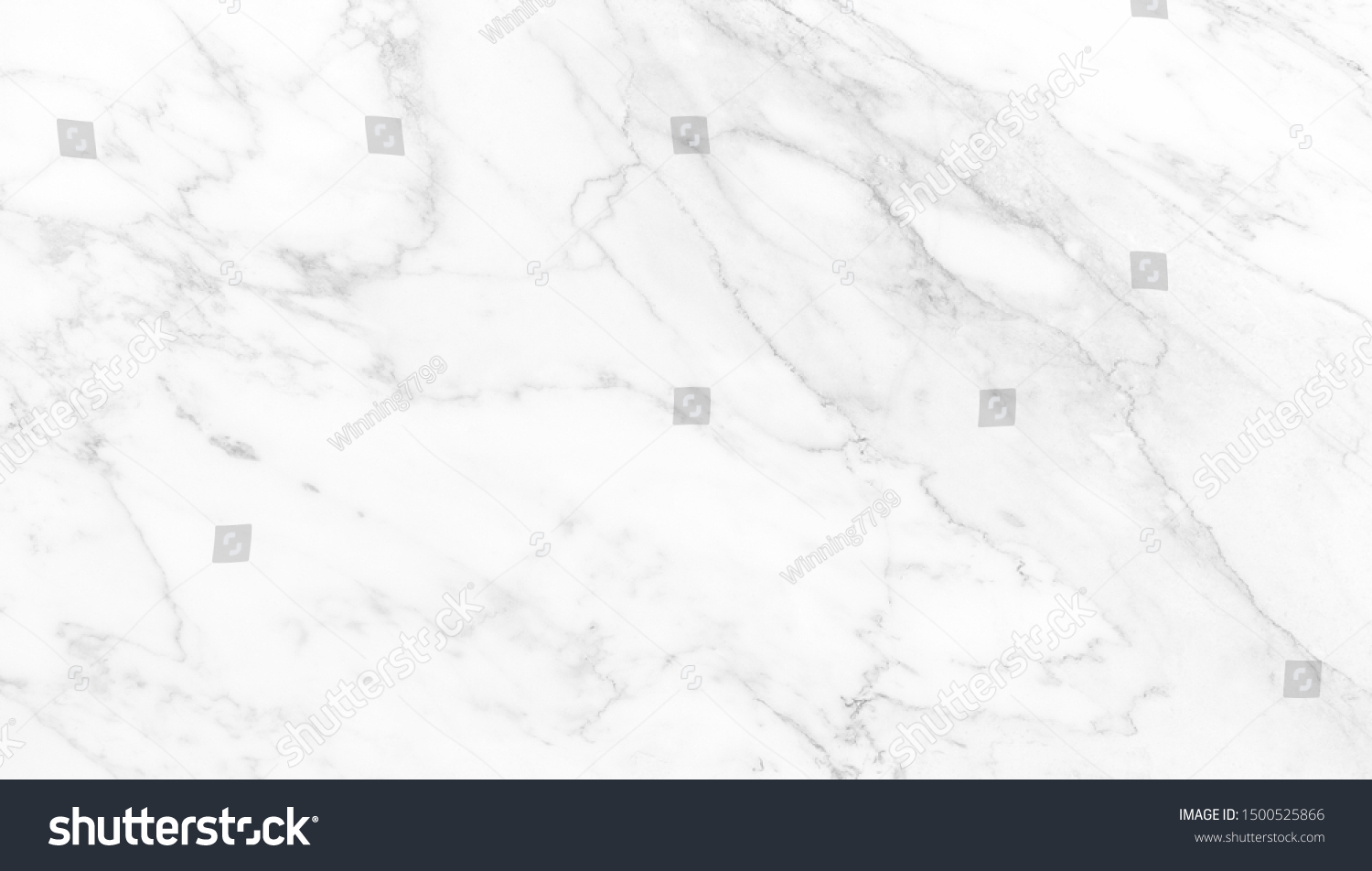 White marble texture background, abstract marble texture (natural patterns) for design. #1500525866