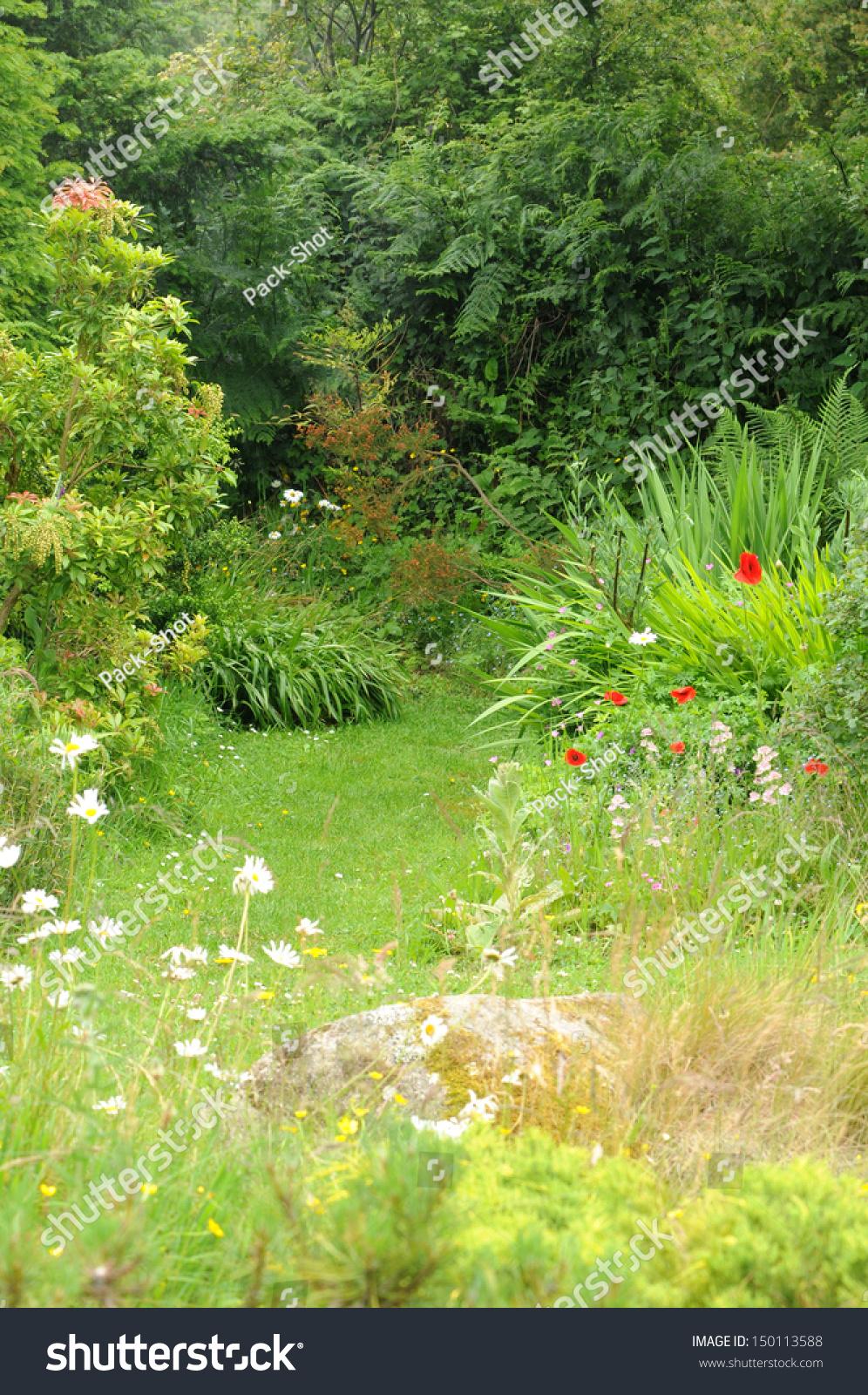 France le jardin de l atelier stock photo 150113588 for Le jardin de france