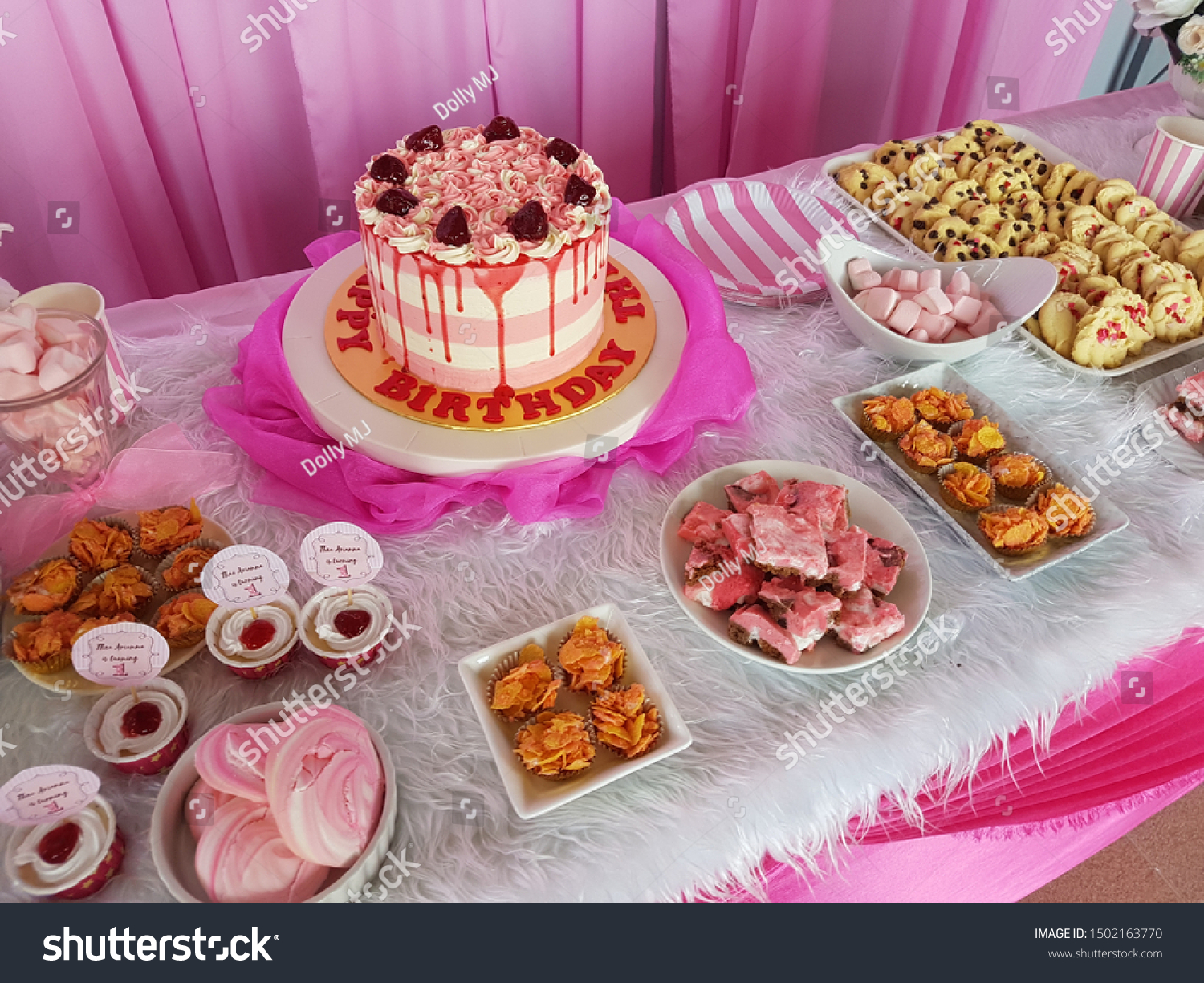 Awesome Sabah Malaysiafebruary 24 2018 Birthday Party Stock Photo Edit Personalised Birthday Cards Cominlily Jamesorg