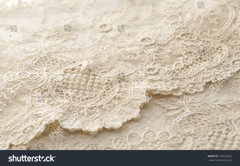 ivory satin background