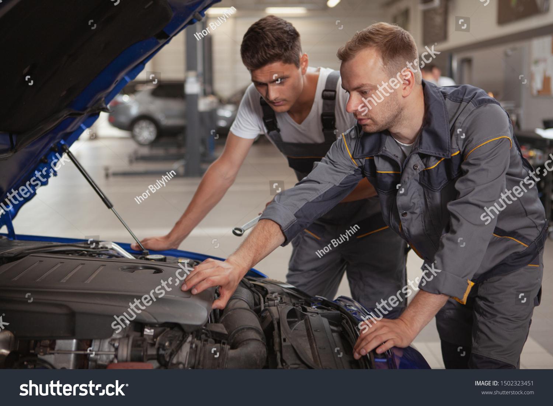 Helping with mechanics