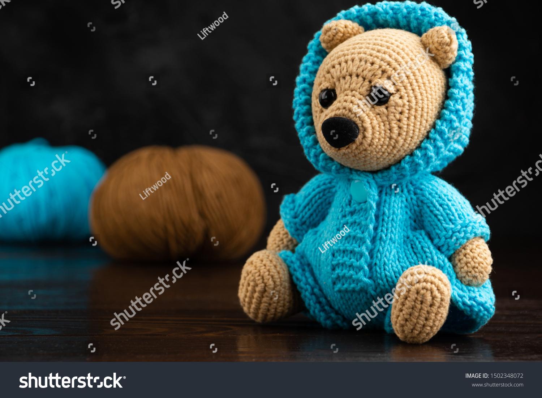 Amigurumi Crochet Teddy Bear Free Pattern with Video - Amigurumi ...   1101x1500