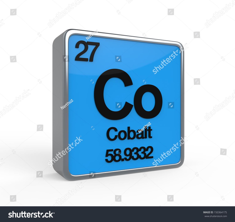 Cobalt element periodic table stock illustration 150364175 cobalt element periodic table gamestrikefo Gallery