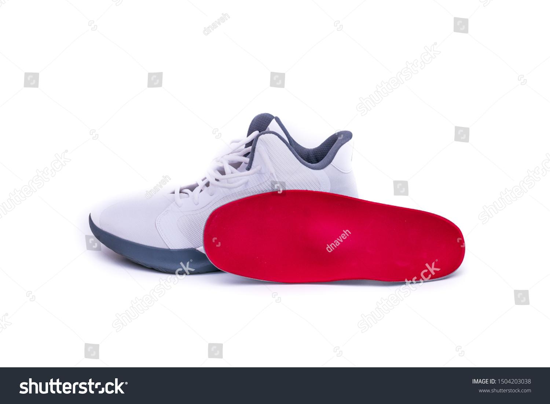 Modern Midhigh White Basketball Shoes
