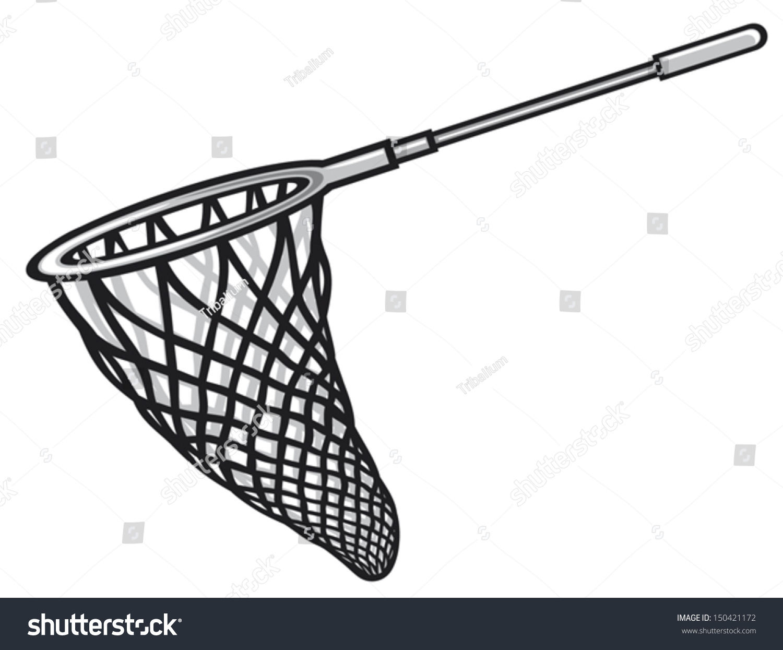 fishing net vector - photo #17