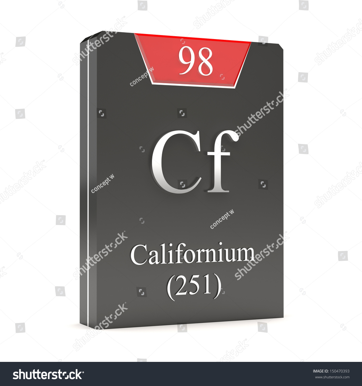 Californium cf 98 periodic table stock illustration 150470393 californium cf 98 from periodic table gamestrikefo Images