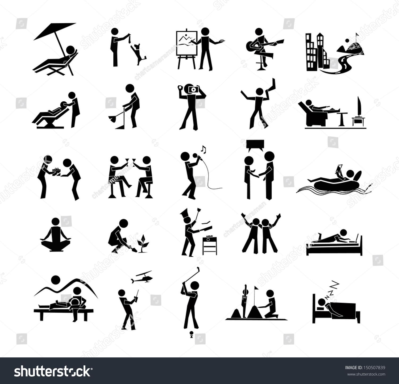 ... Symbols activities...