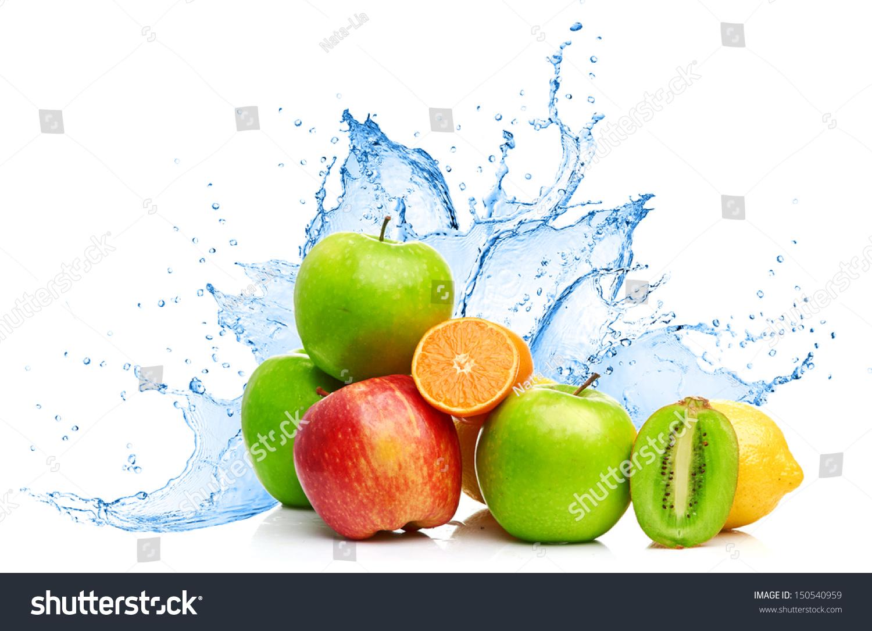 fruit mix water diet