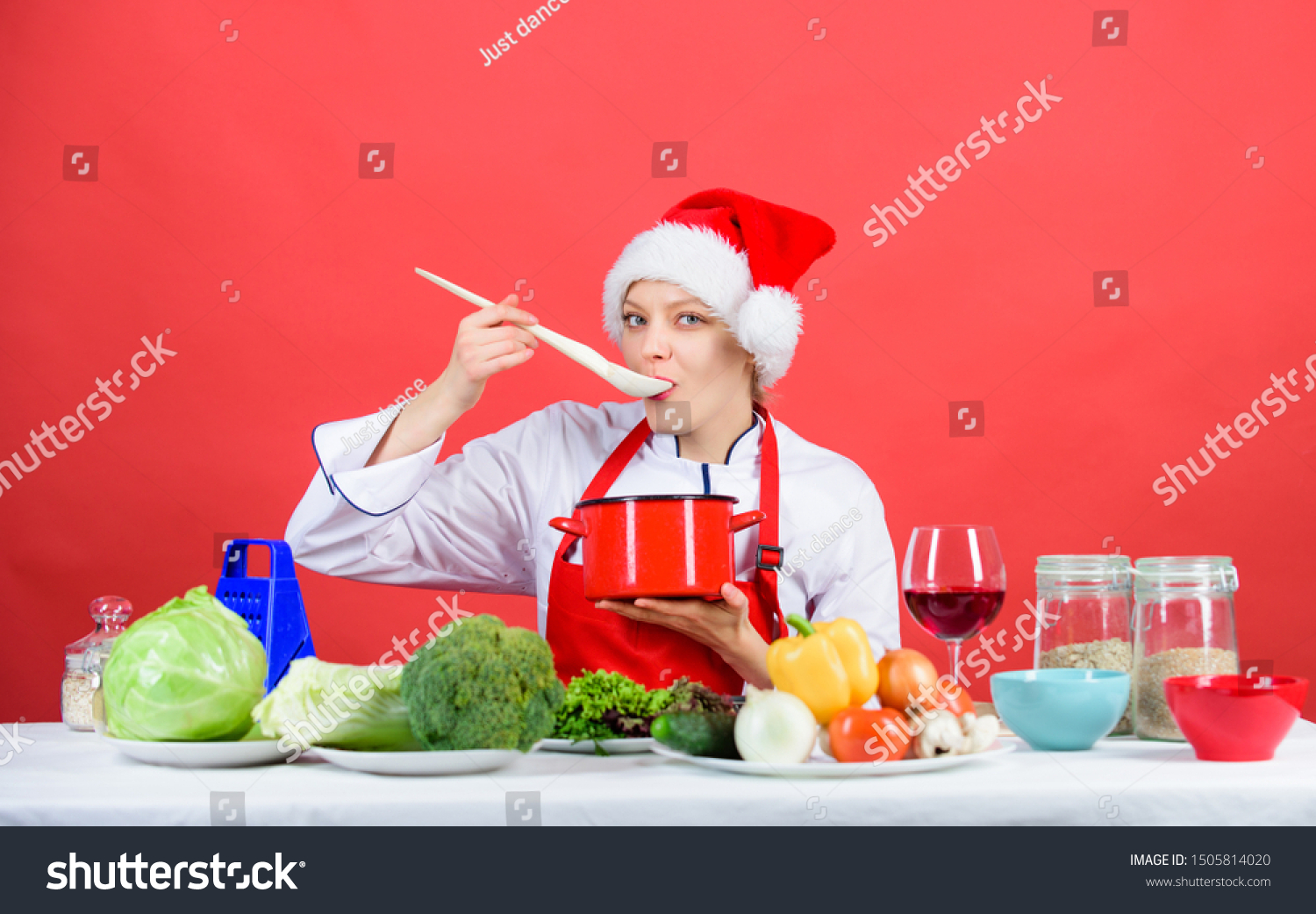 Try Main Meal Easy Ideas Christmas Stock Photo Edit Now 1505814020