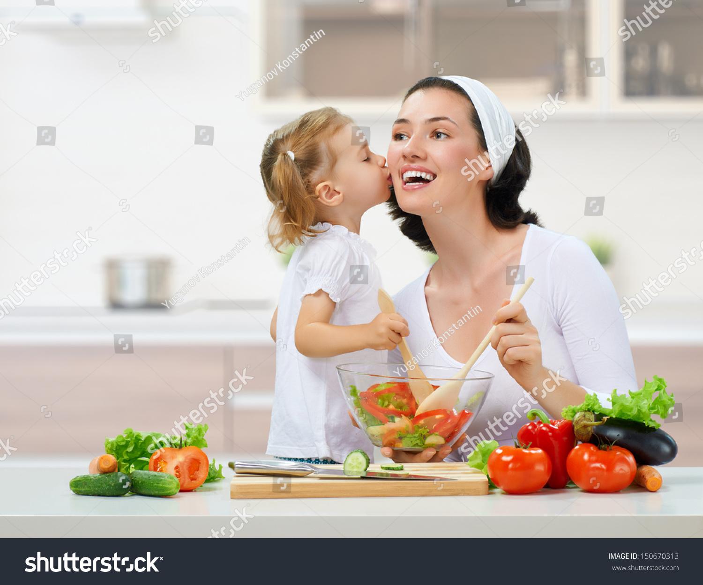 Приготовила себе обед из спермы 9 фотография