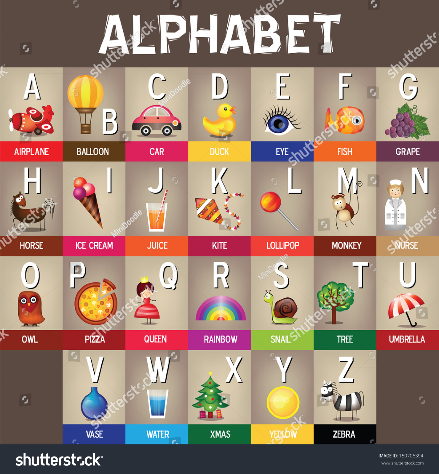 Alphabet Images Pictures amp Photos  CrystalGraphics