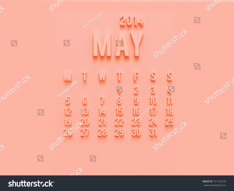 2014 monthly calendar desktop wallpaper - photo #13