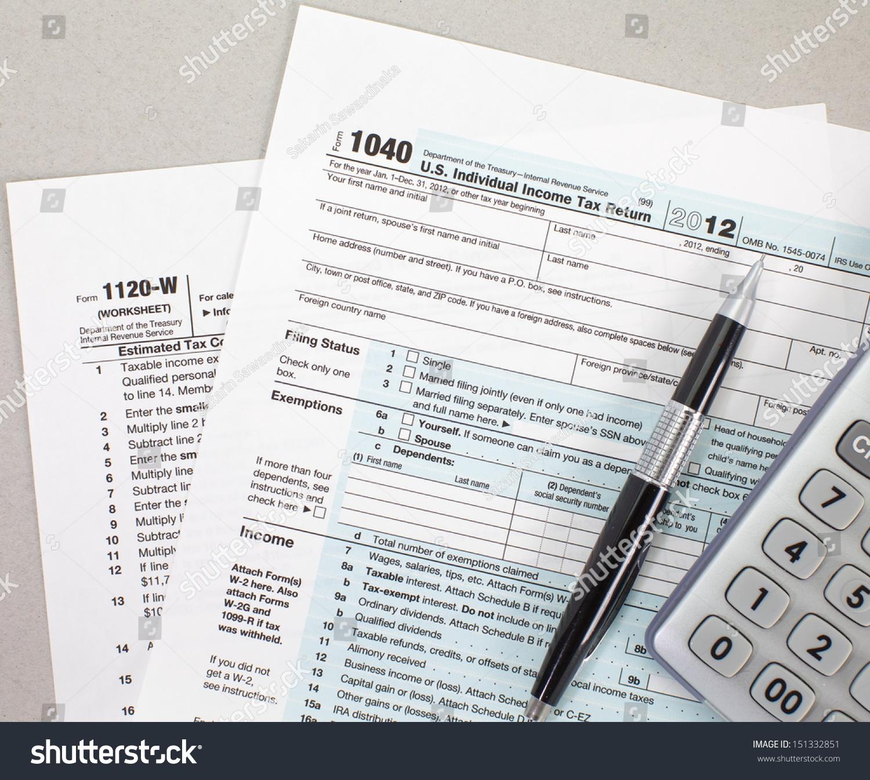 tax form | EZ Canvas