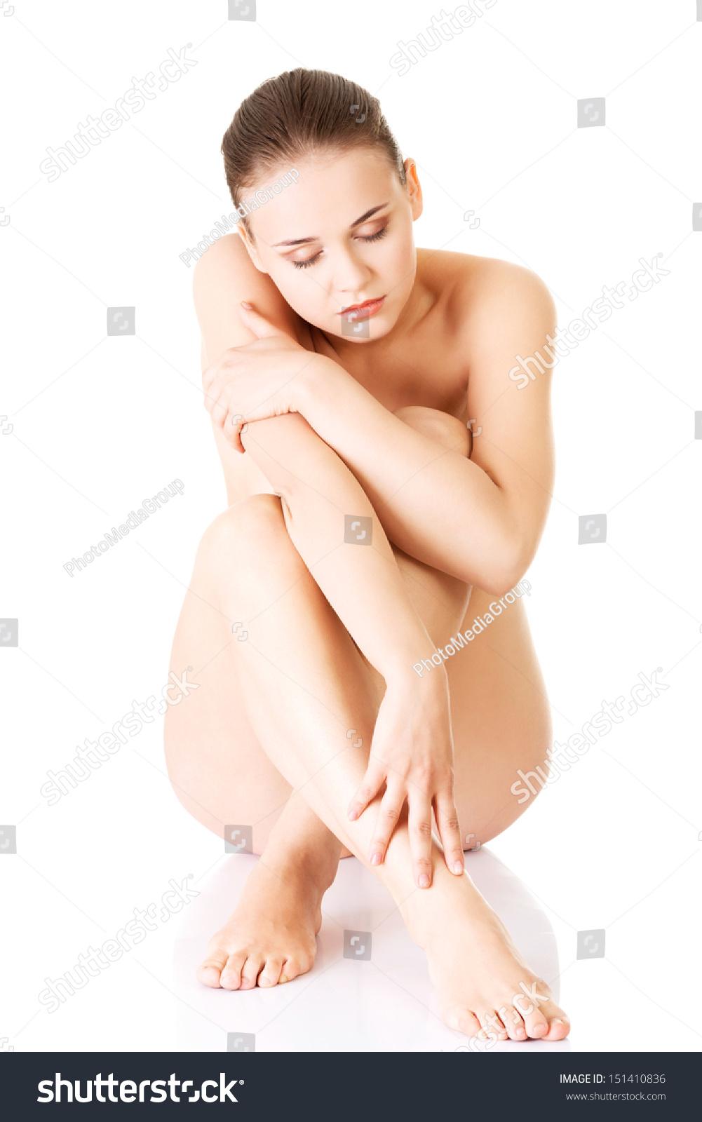Women background nude beautiful white
