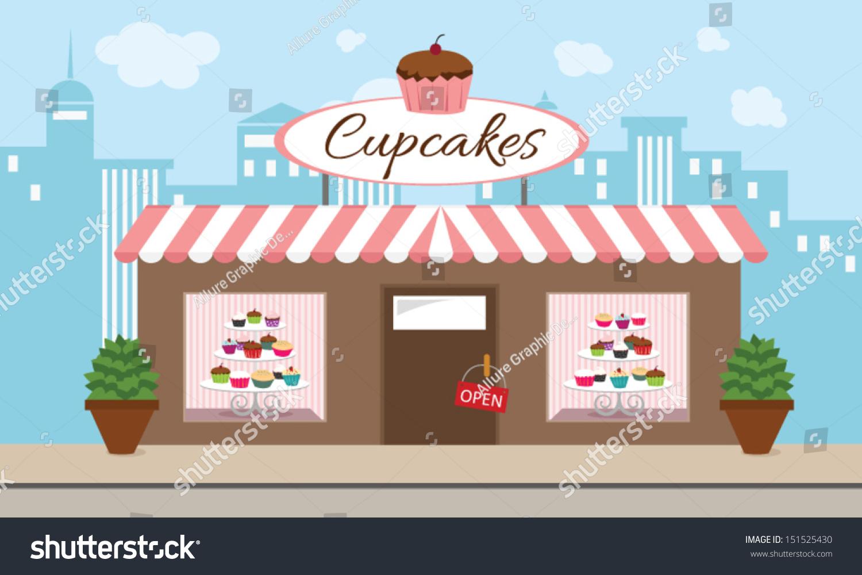 Bakery Building Clipar...