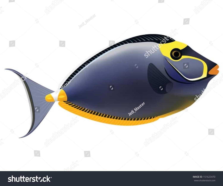 Naso Tang Lipstick Tang Stock Vector 151623470 - Shutterstock