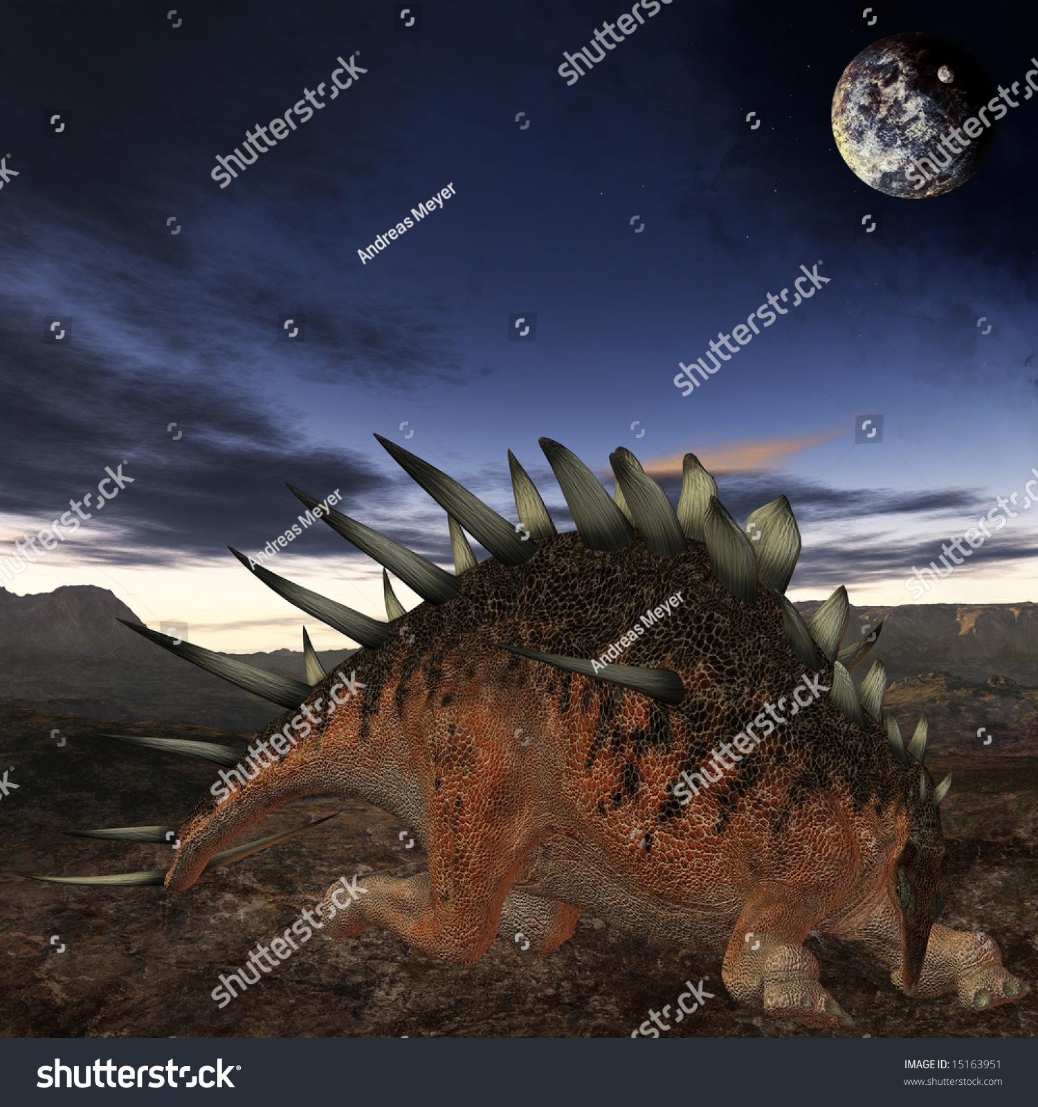 Kentrosaurus Dinosaur Pictures 117