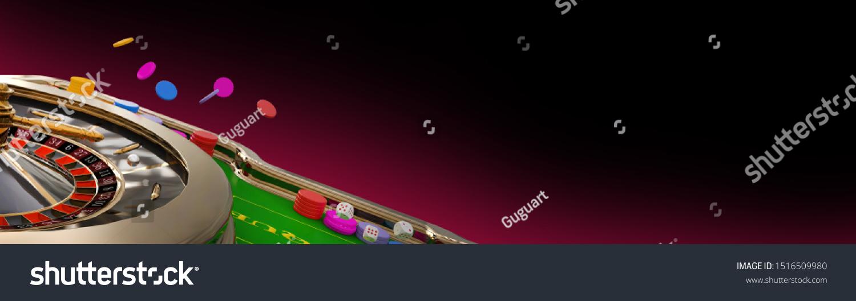 Vegas Games Casino Onlinecasino Chipsgaming Dice Stock Illustration 1516509980