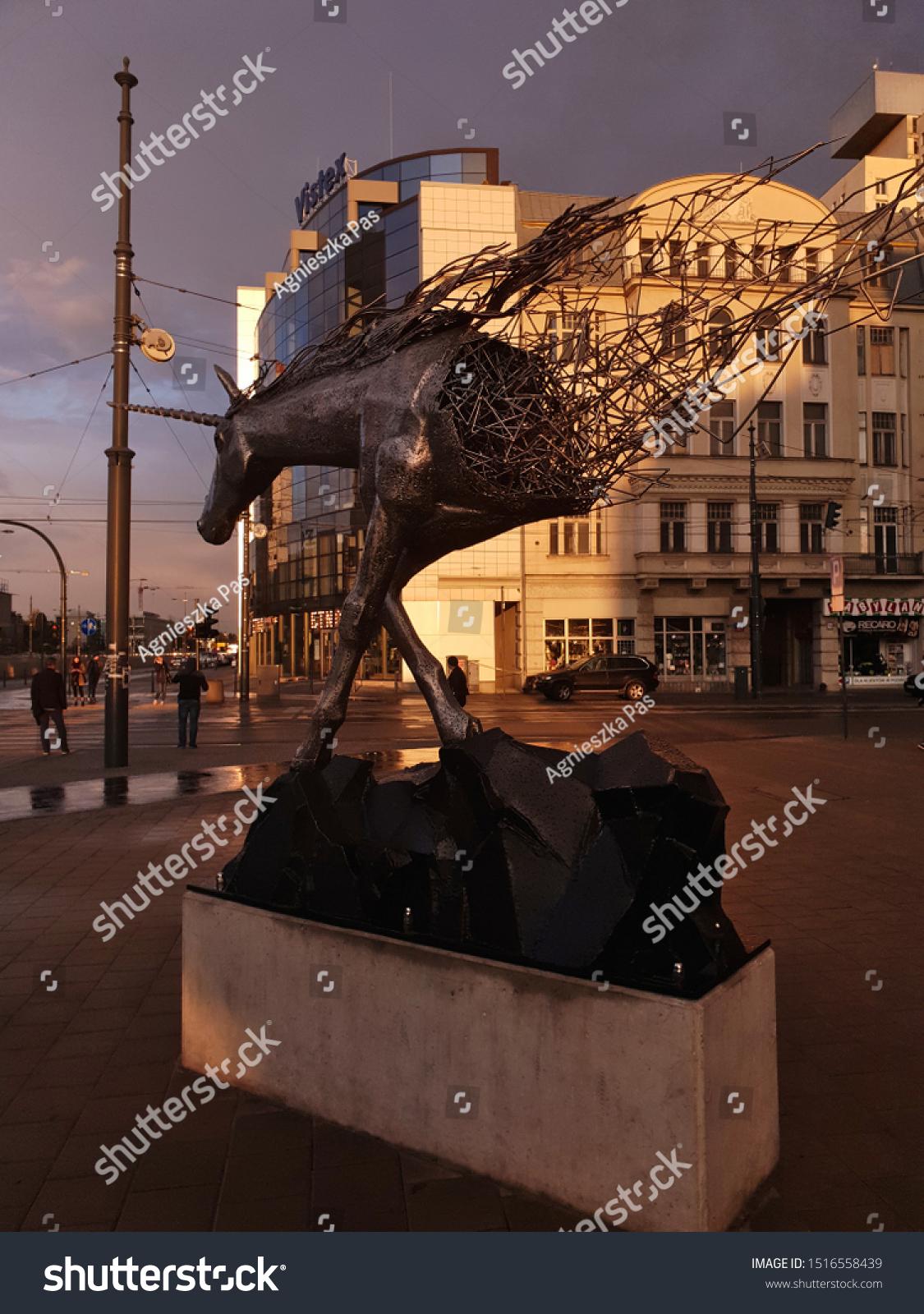 stock-photo-lodz-poland-september-a-scul