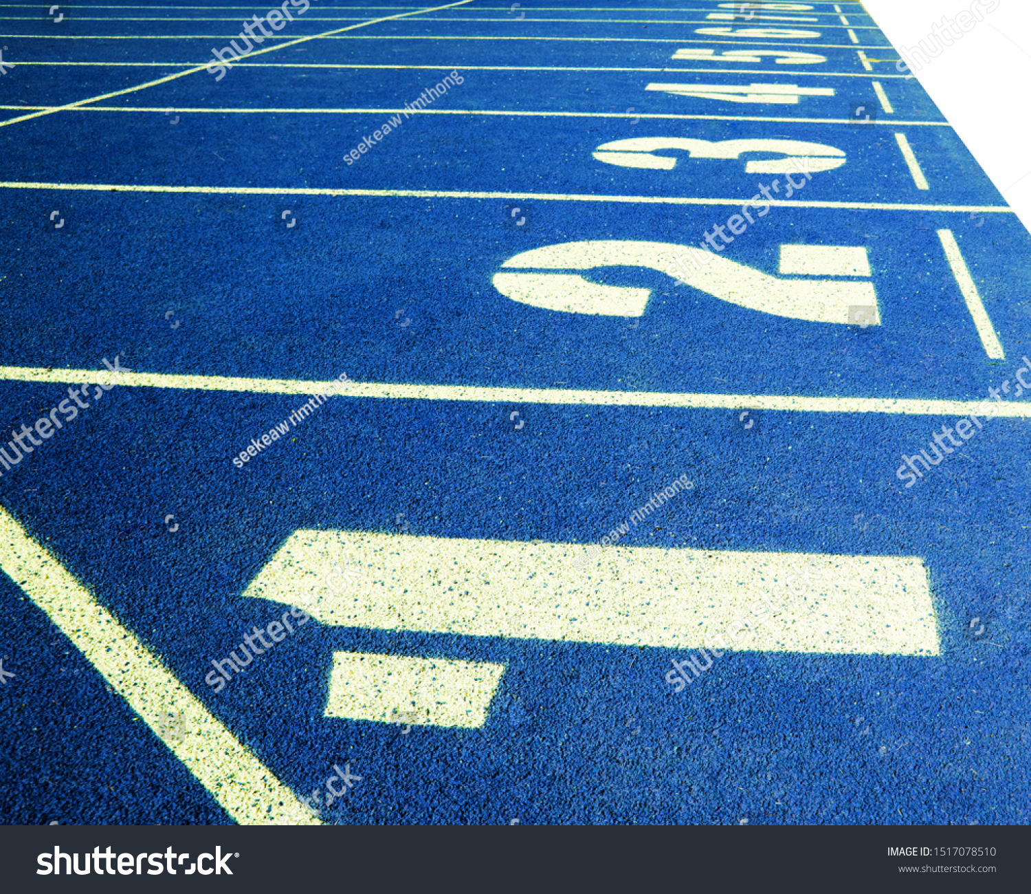 Running track for the athletes background, Athlete Track or Running Track #1517078510