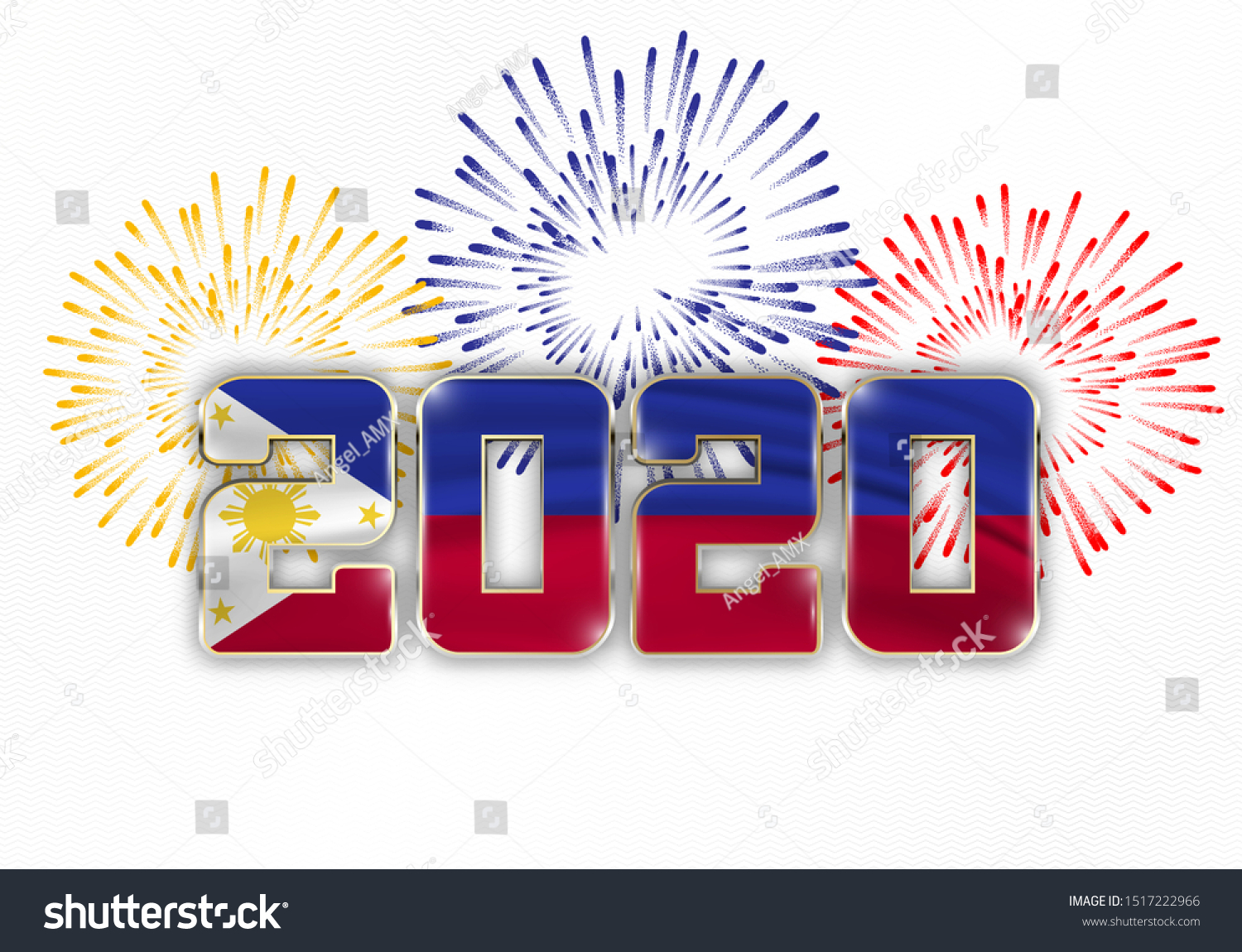 happy new year merry christmas 2020 stock vector royalty free 1517222966 https www shutterstock com image vector happy new year merry christmas 2020 1517222966