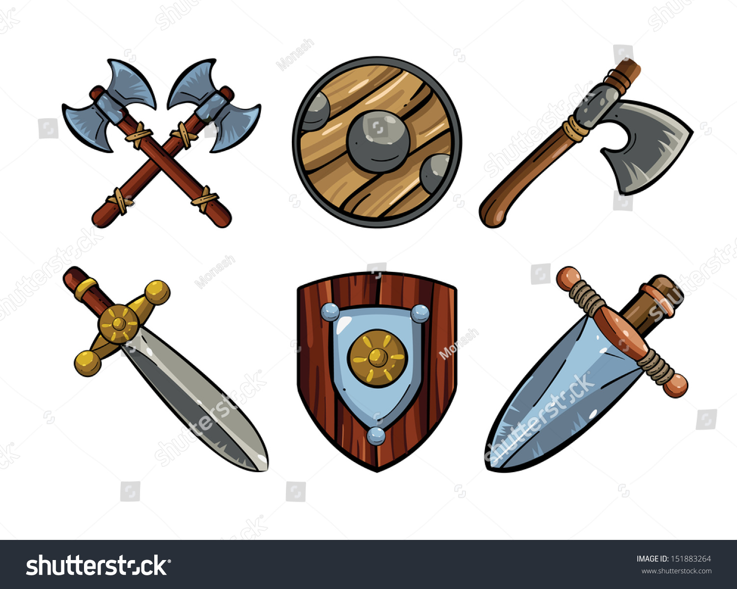 war weapons clipart - photo #28