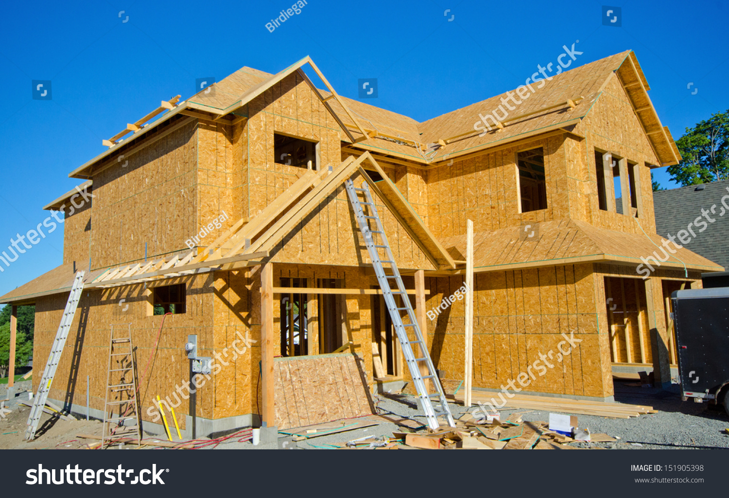 house wood frame construction - Wood Frame Construction