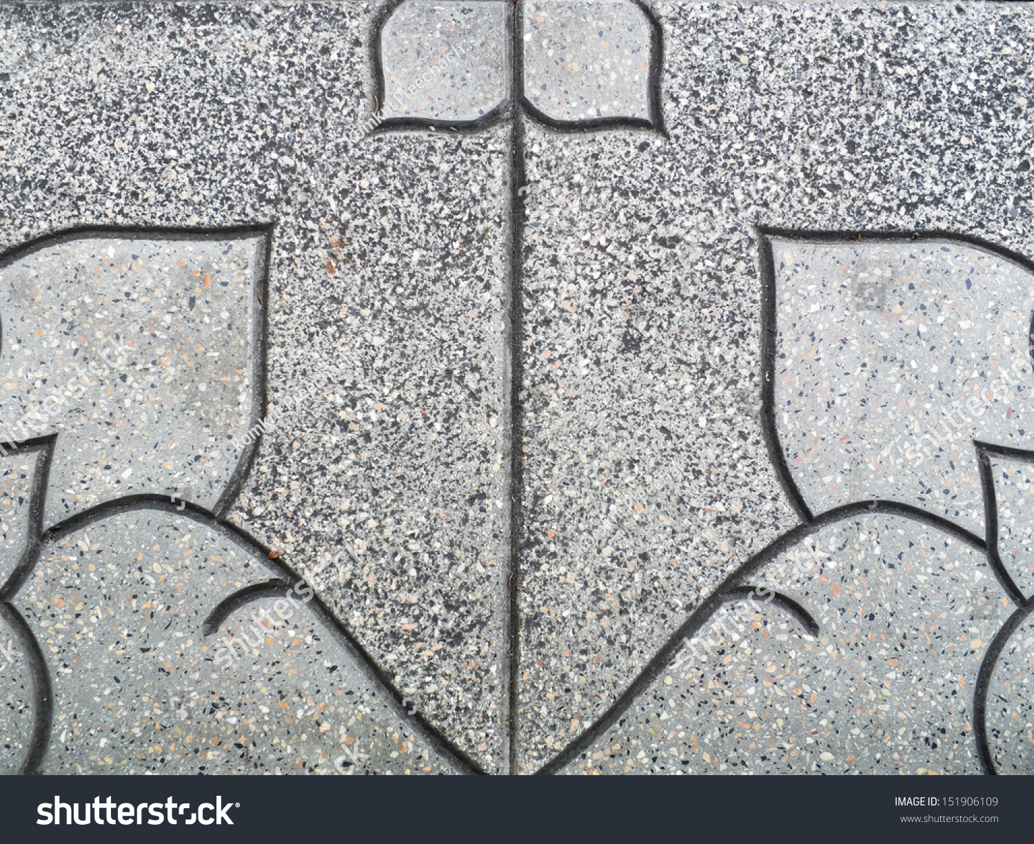 Stone Pavement In Paris : Stone paving texture stock photo shutterstock