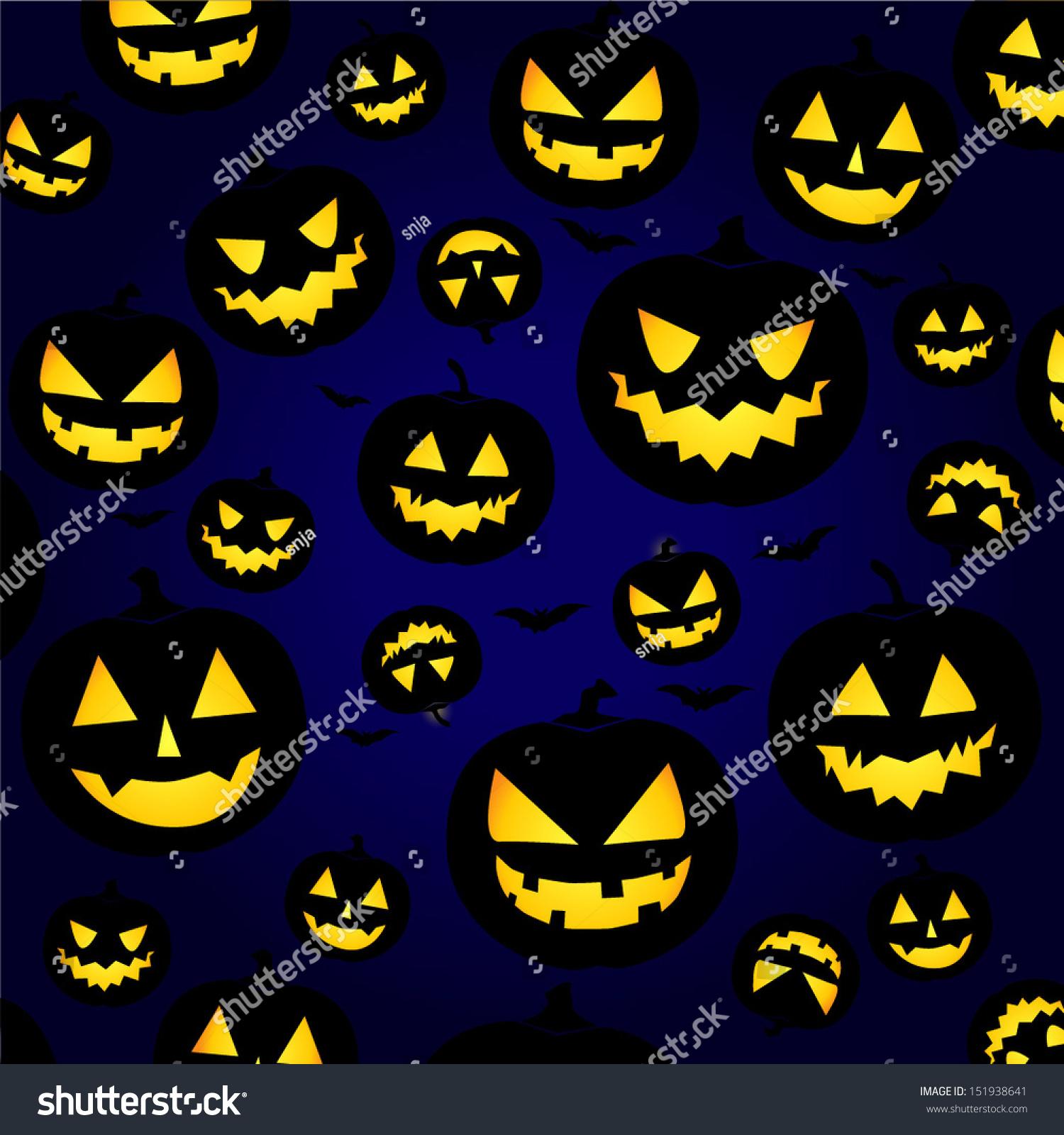 Fantastic Wallpaper Halloween Batman - stock-vector-jack-o-lantern-background-halloween-pumpkin-wallpaper-vector-illustration-eps-151938641  You Should Have_494576.jpg