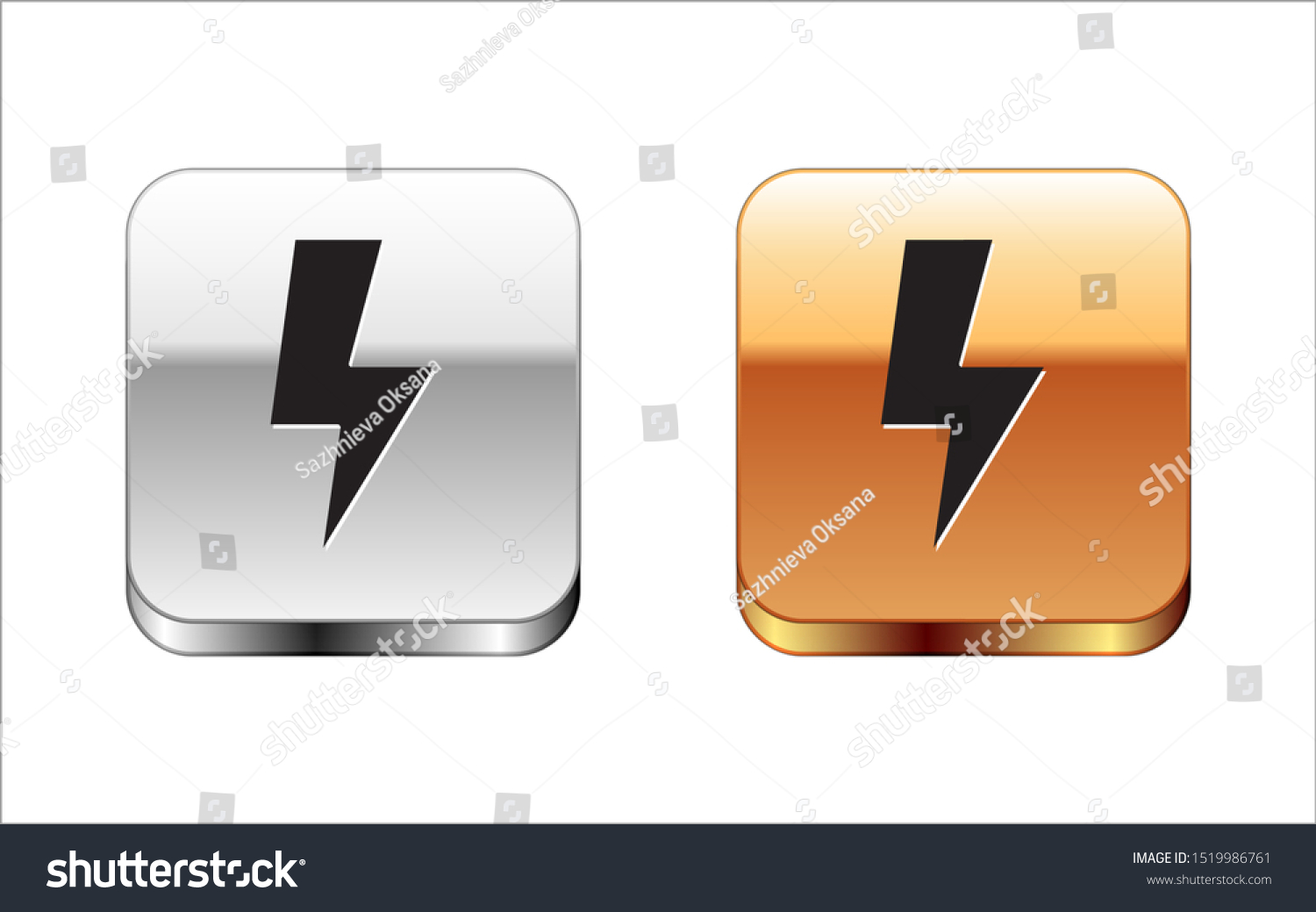 Black Lightning Bolt Icon Isolated On Stock Vector Royalty Free 1519986761,Principles Of Design Pattern Picture