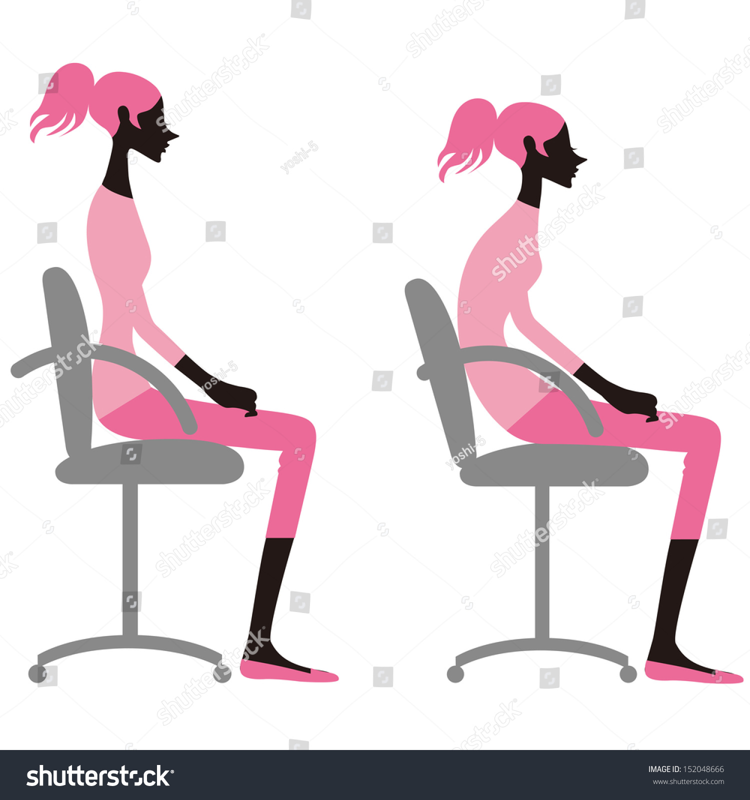office chair posture and your back hurt deadlifting fitness. Black Bedroom Furniture Sets. Home Design Ideas