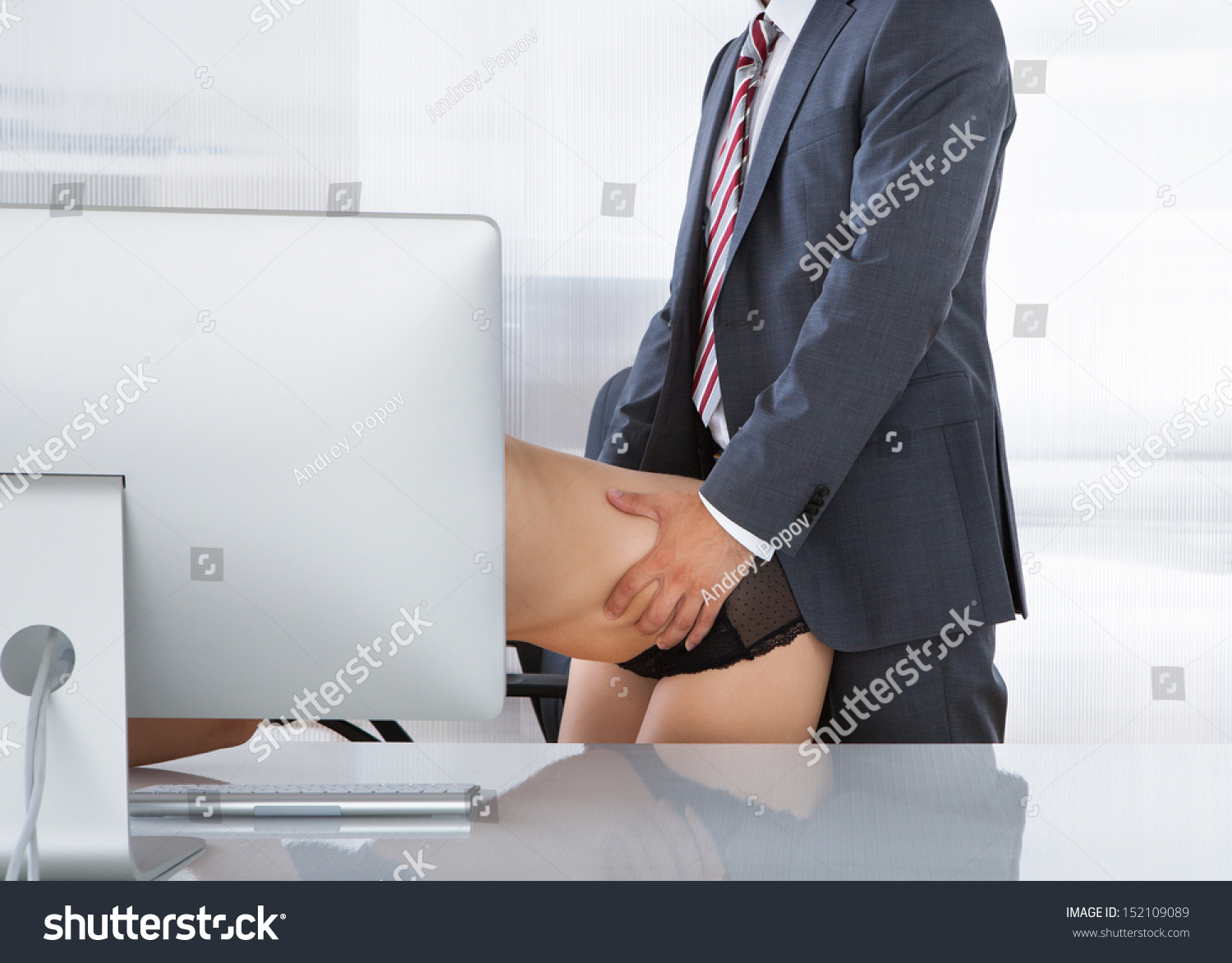 doing sex in office