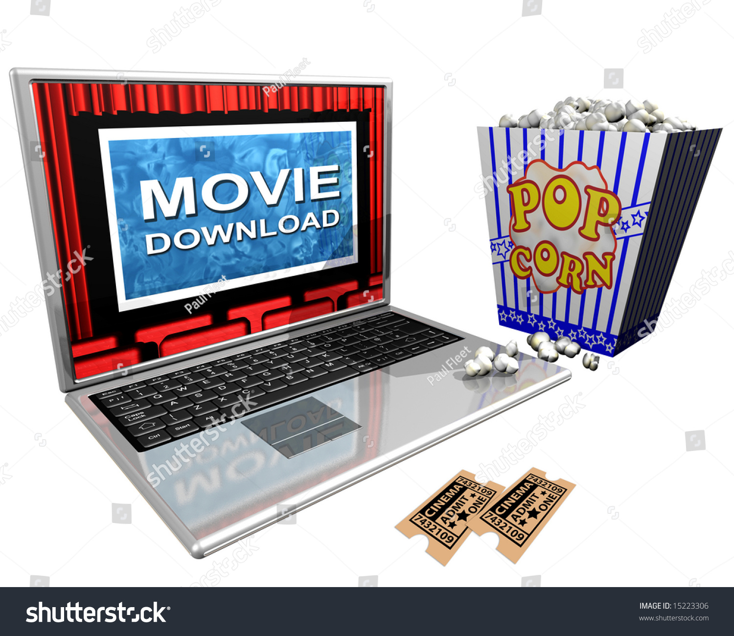how to download movies to a laptop