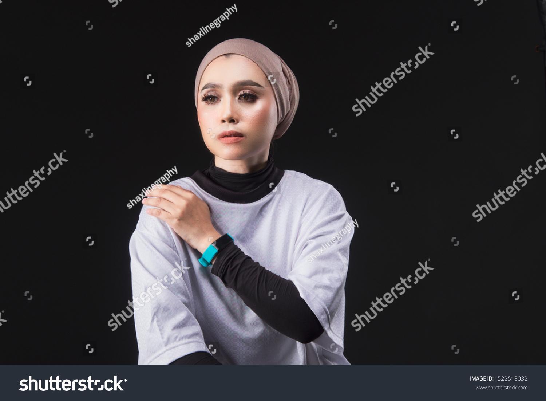 Girl muslim photo hijab 73+ Beautiful