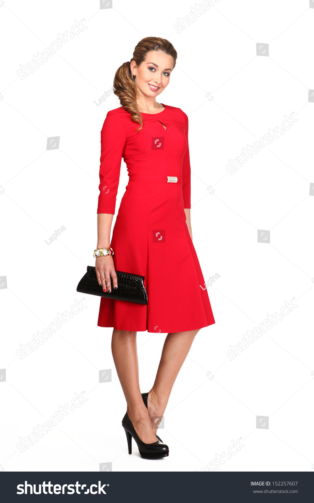 Red Dress Suits For Women