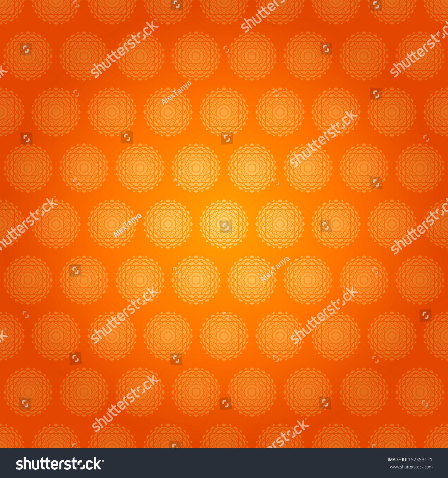 Stock Vector Seamless Pattern