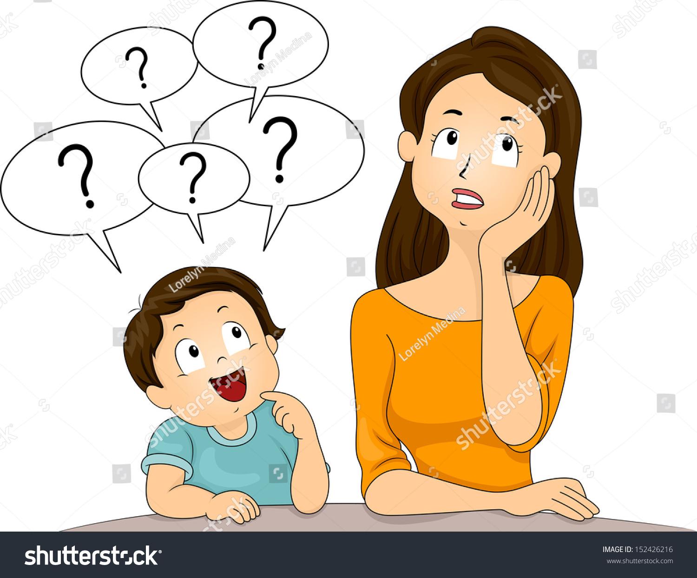 Рисованные картинки сын и мама 5 фотография