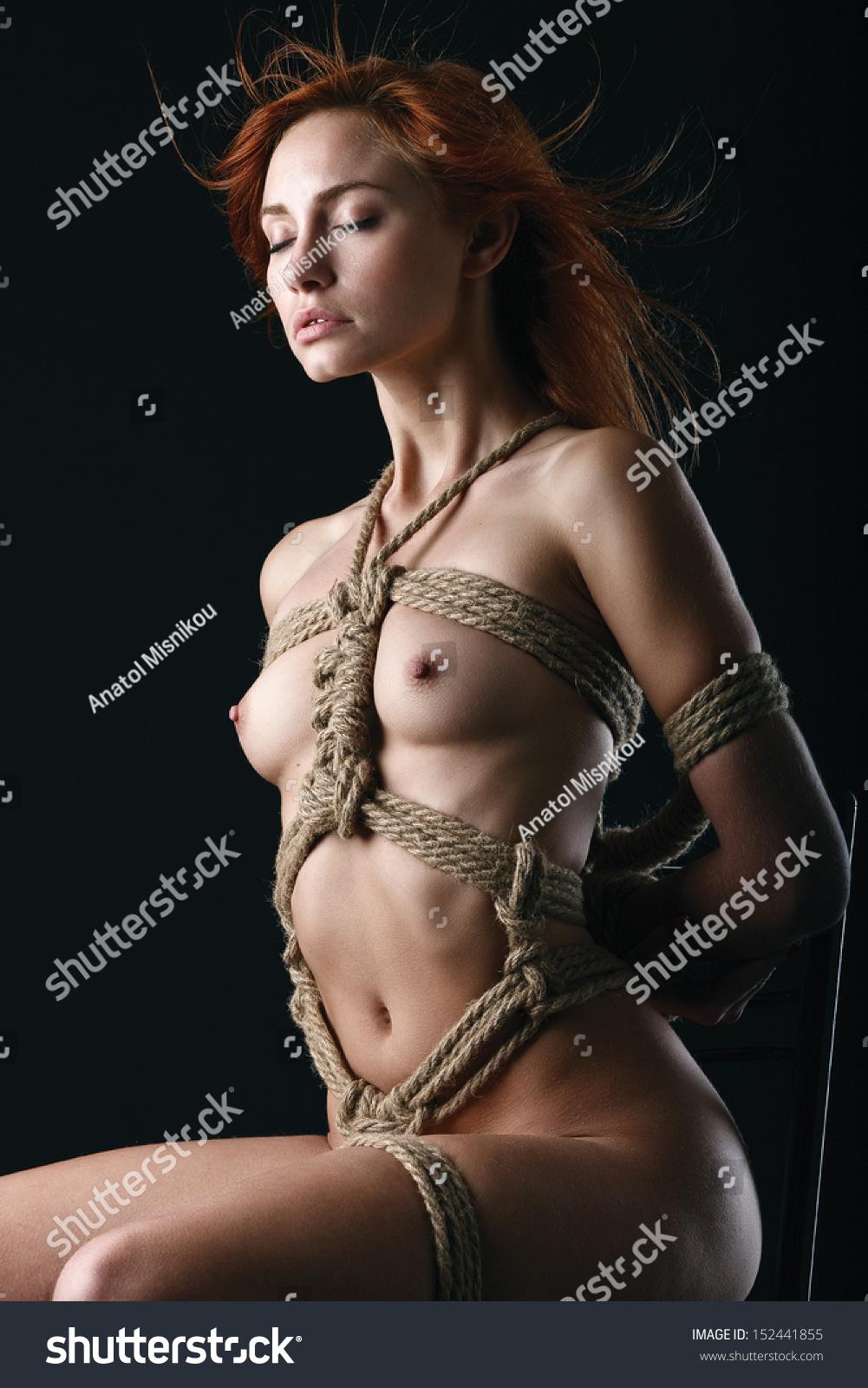 Women Rope Bondage 100