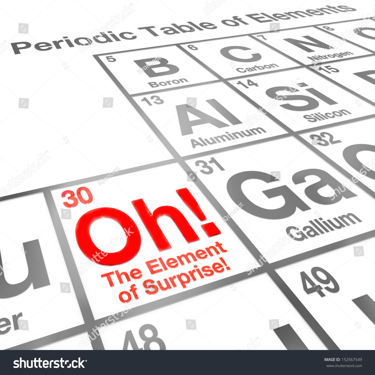 Rarest element on periodic table image collections periodic words element surprise on periodic table stock illustration the words element of surprise on a periodic gamestrikefo Images