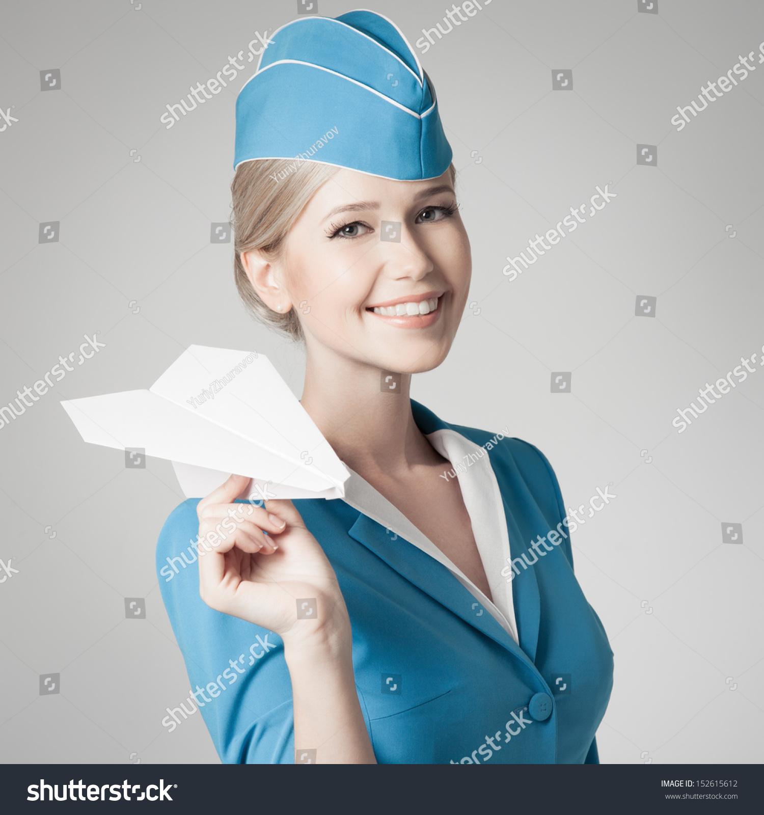 Стюардессы с грей 10 фотография