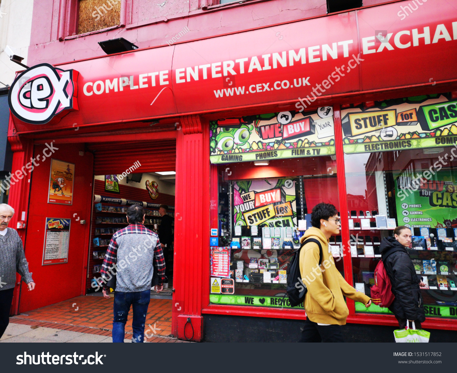 cex store number