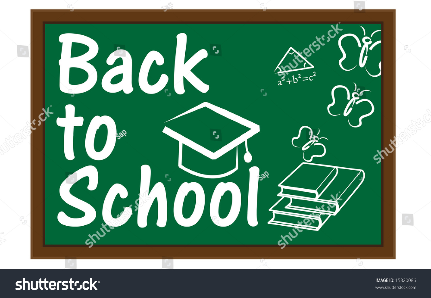 back to school vector - photo #19