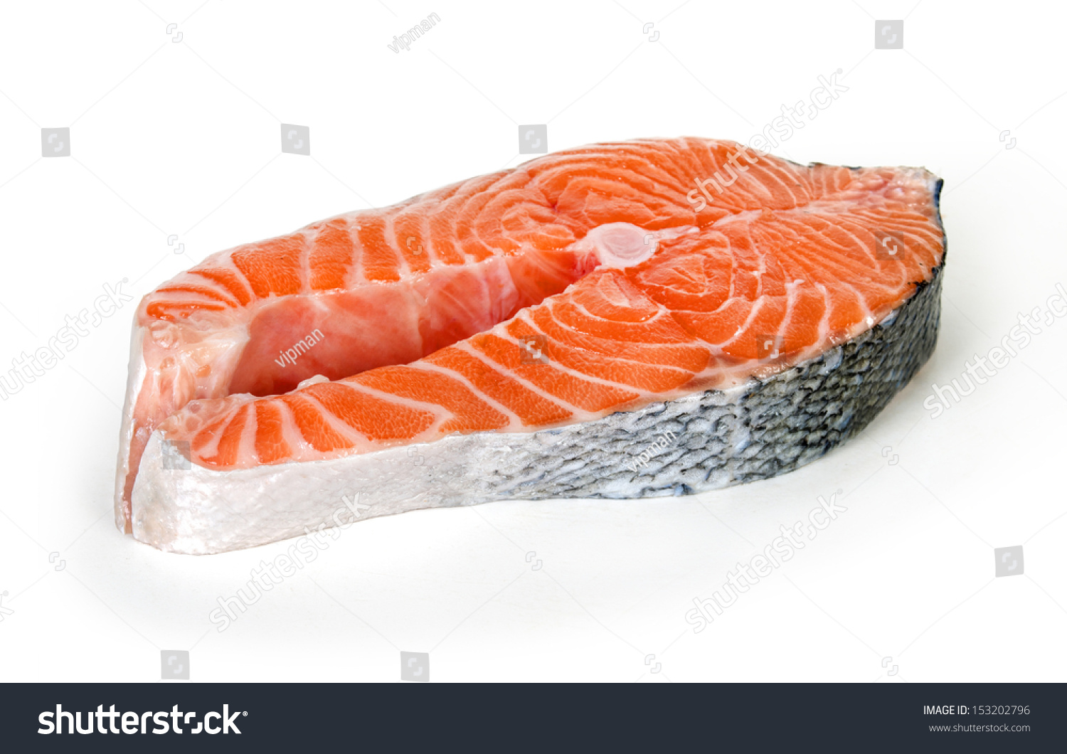 Fresh uncooked red fish fillet over stock photo 153202796 for Red fish fillet