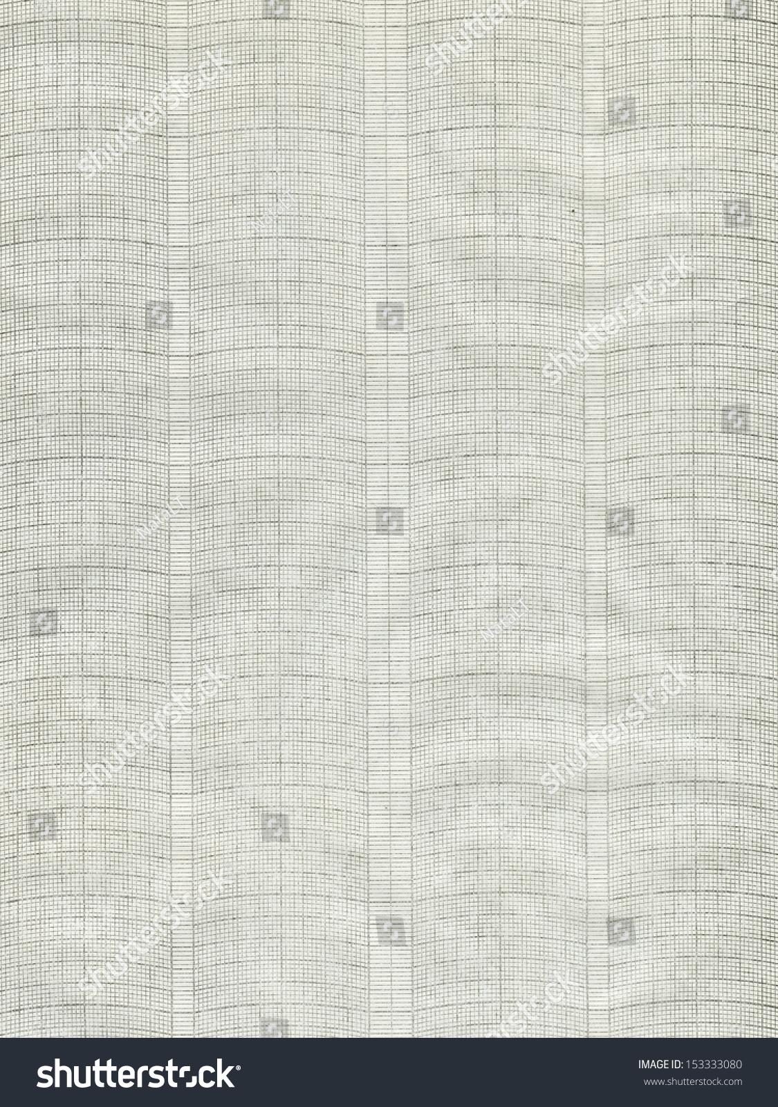 xxl millimeter paper graph paper plotting stock photo